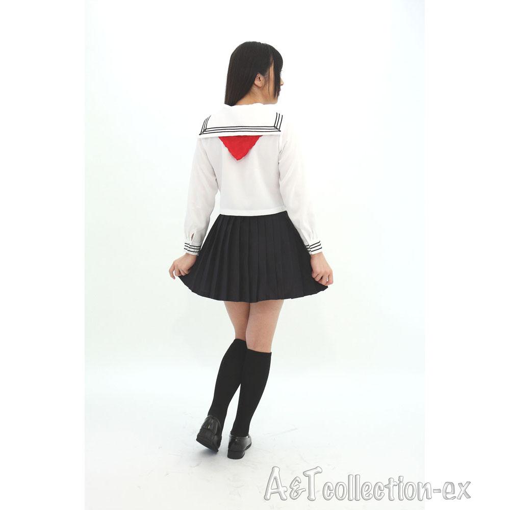 彼女に着せたい お嬢様校セーラー服 (1)