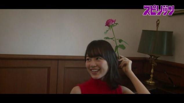 生田絵梨花 表紙 ビッグコミックスピリッツ2015年44号 乃木坂46  (8)