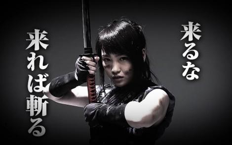 りっちゃん川栄里奈の主演舞台AZUMI成功  (4)