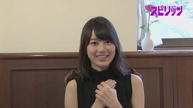 生田絵梨花 表紙 ビッグコミックスピリッツ2015年44号 乃木坂46  (4)