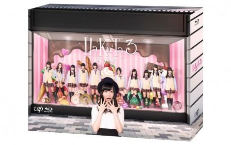 HaKaTa百貨店 3号館DVD&Blu-rayには特典ディスク2枚や封入特典が同梱!_