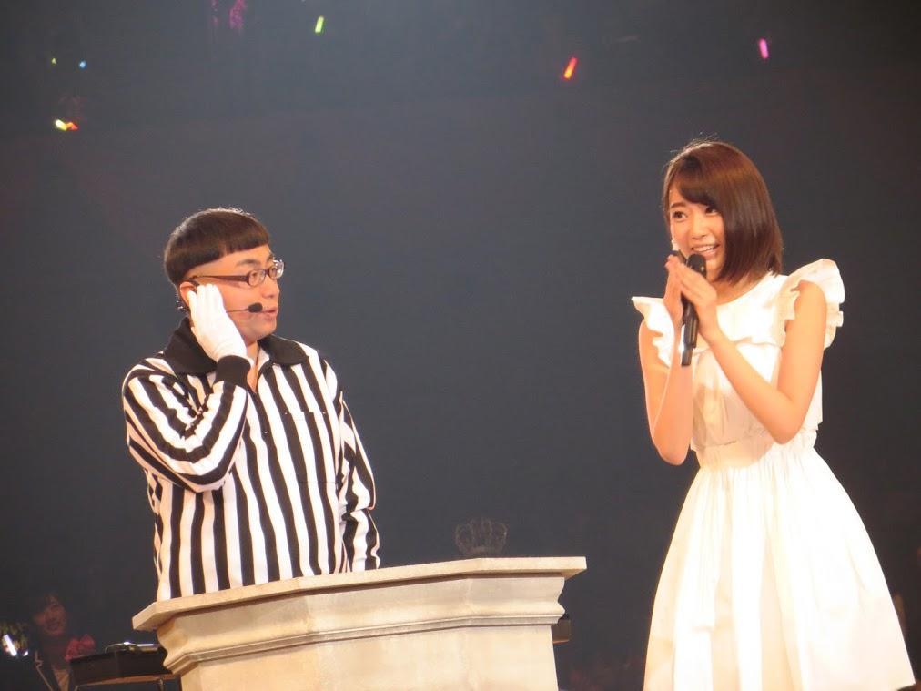 宮脇咲良 じゃんけん大会2015 (5)