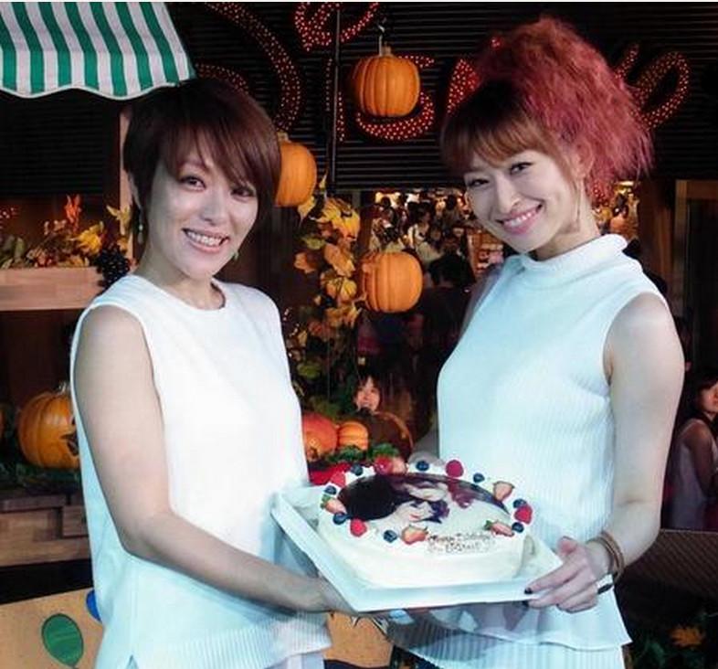 島袋寛子&今井絵理子が結婚したのかと勘違いした