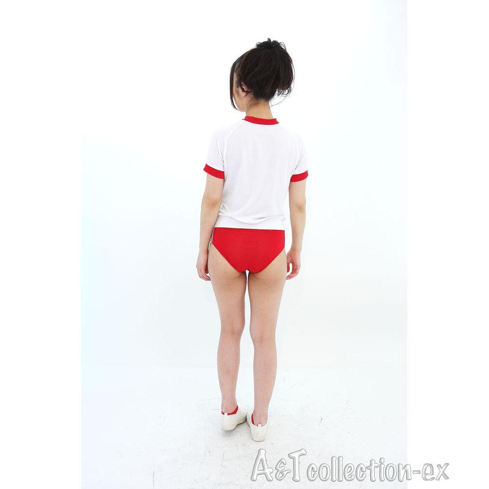 彼女に着せたい ブルマー赤 (1)