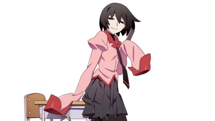 秋アニメ  終物語