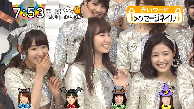宮脇咲良ロングな ZIP生ライブ AKB48ハロウィンナイト (24)
