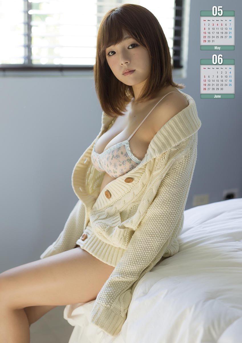 篠崎愛 2016年 カレンダー 壁掛け B2[水着] (3)
