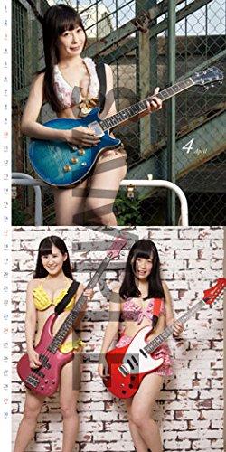 [水着]楽器と女の子 featuring 仮面女子 カレンダー2016年版 (4)