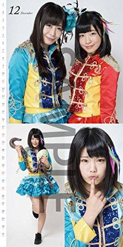仮面女子カレンダー2016年版 (12)