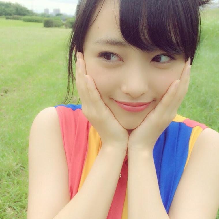 AKB48向井地美音 水着オフショット UTB2015年11月号 (3)