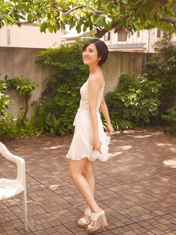 HKT48兒玉遥 表紙&水着 ヤングアニマル 2015年 11 13 号 (1)