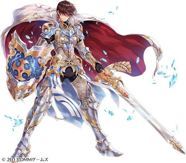 王子カッコイイwww 神器の継承者 千年戦争アイギス