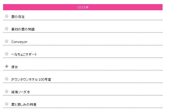 宮脇咲良ソロ曲「彼女」に全部投票 AKB48リクアワ2016