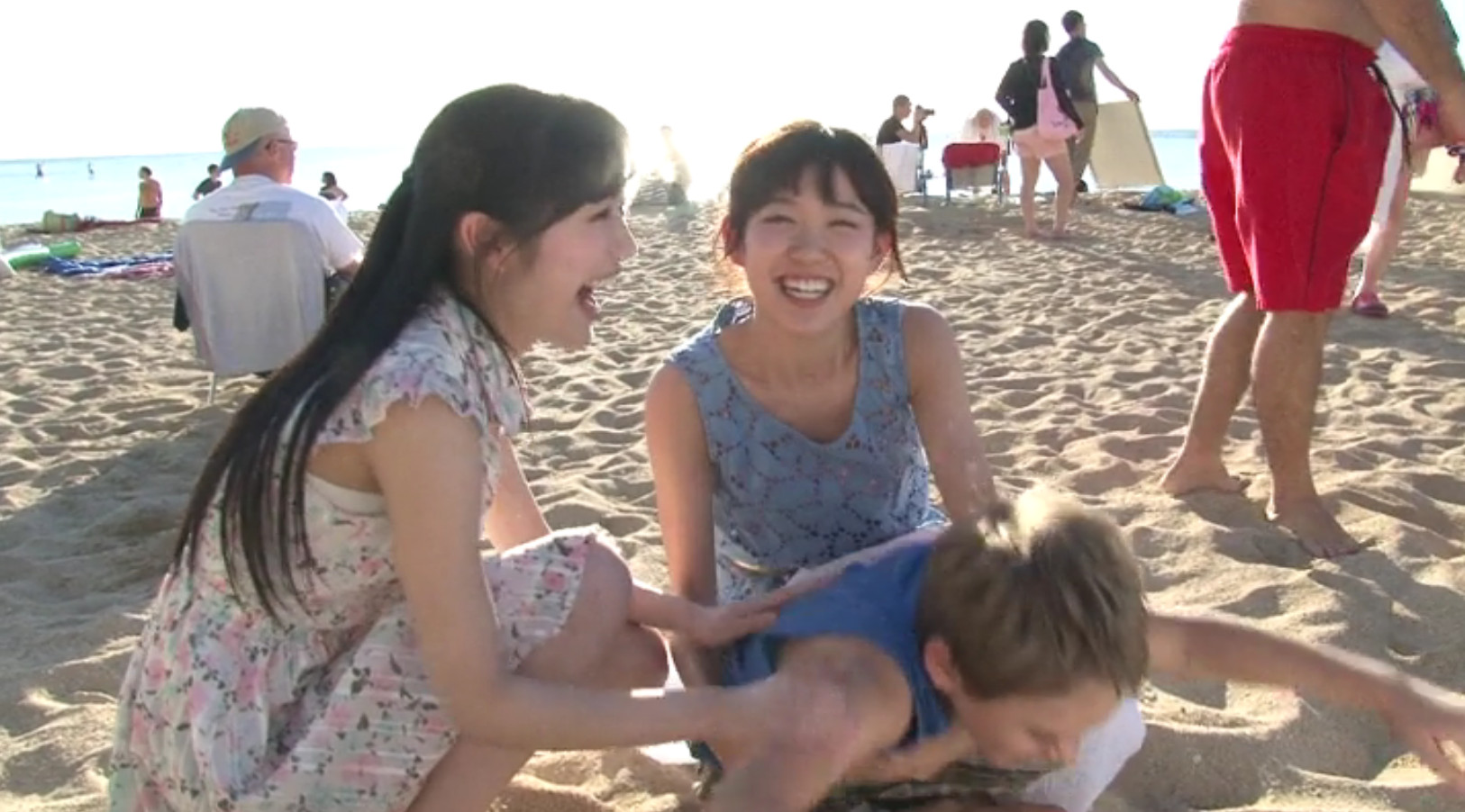 AKB48 海外旅行日記~ハワイはハワイ~ (8)