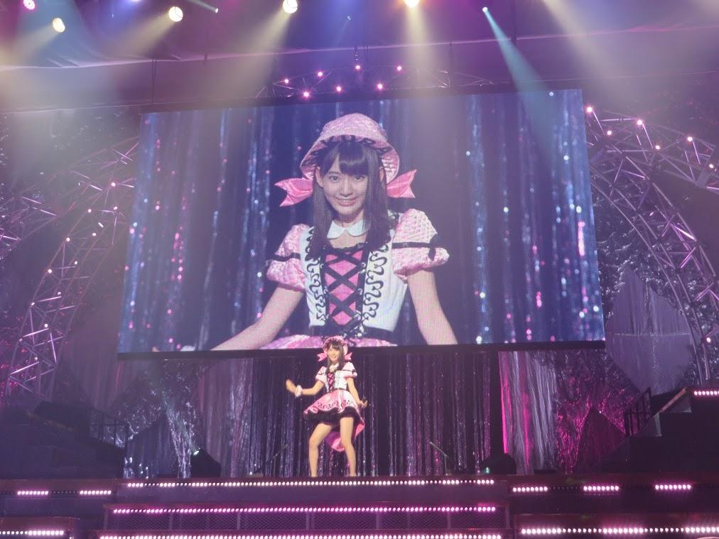宮脇咲良ソロ彼女20位の感想 AKB48リクアワ2016 (14)