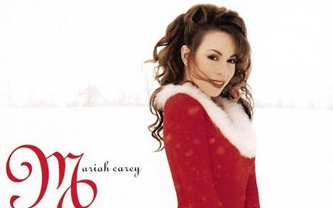 マライアキャリーAll I Want For Christmas Is You  (1)