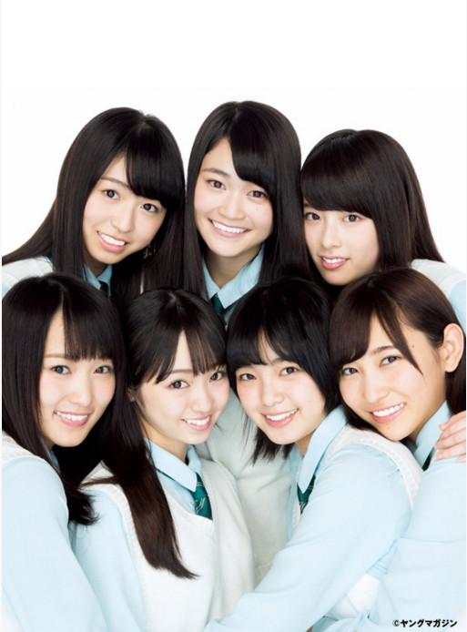 週刊ヤングマガジン 2016年2月1日号 欅坂46