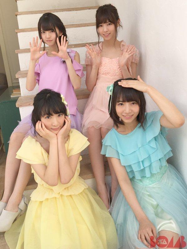 BOMB2016年2月発売号  乃木坂46 (1)