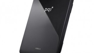 1TBの外付けHDDを5000円で買う時代 [PQI H568V 6568-001TR1seegate]