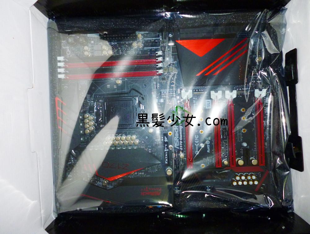 Fatal1ty Z170 Professional Gaming i7を購入する [ASROCKハイエンドゲーミングマザー]   (8)