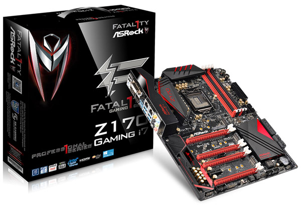 Fatal1ty Z170 Professional Gaming i7を購入する [ASROCKハイエンドゲーミングマザー]   (10)