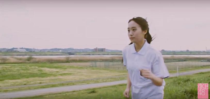 坂口渚沙のカワイイMV「夢へのルート」を発見してしまう [AKB48チーム8]  (3)