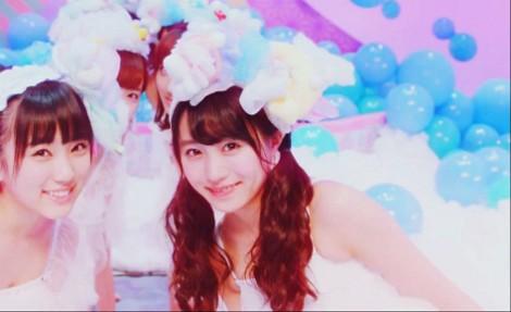 天使だ(確信) 坂口渚沙MV「恋をすると馬鹿を見るAKB48チームB」(16)