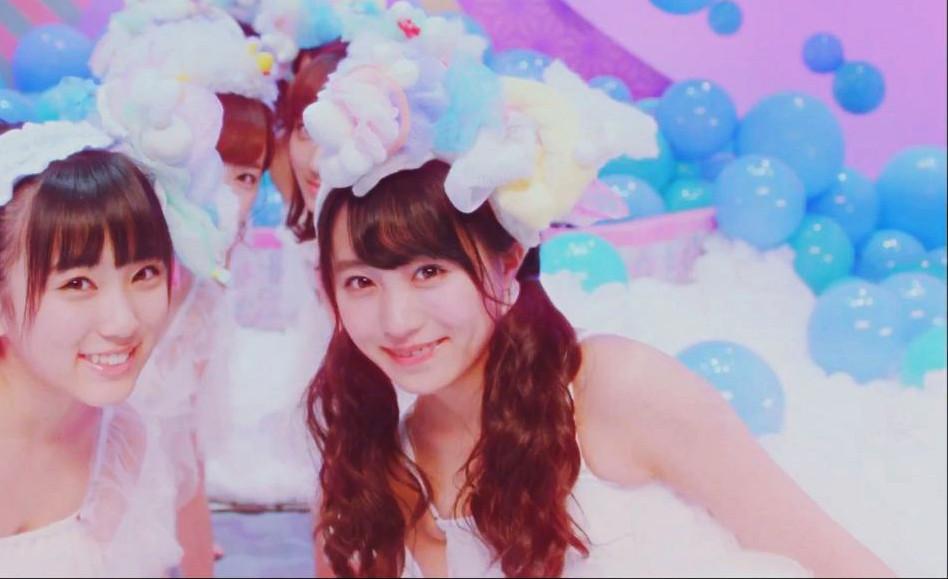 天使だ(確信) 坂口渚沙MV「恋をすると馬鹿を見るAKB48チームB」(13)