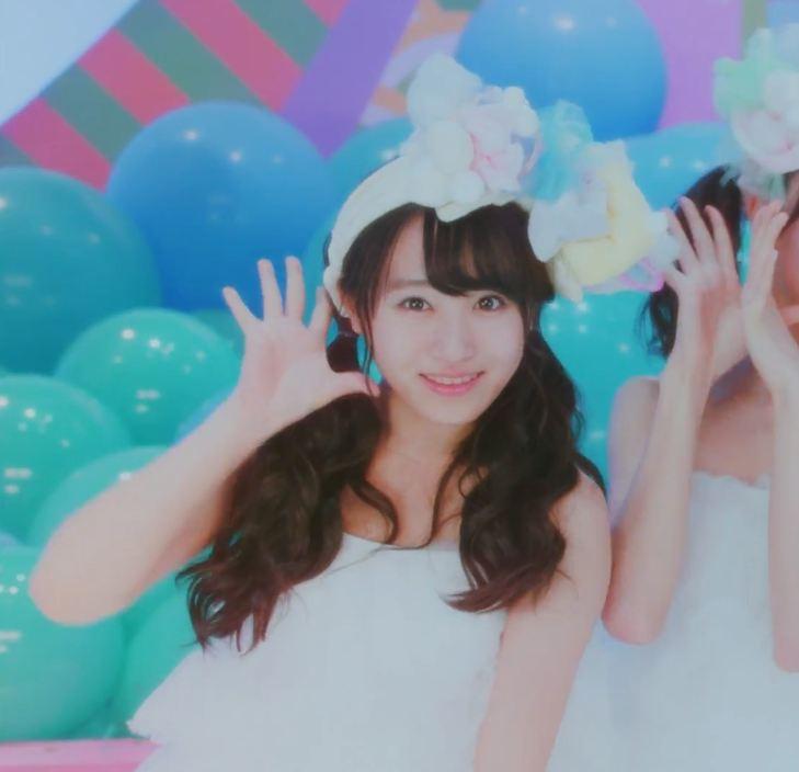 天使だ(確信) 坂口渚沙MV「恋をすると馬鹿を見るAKB48チームB」 (10)