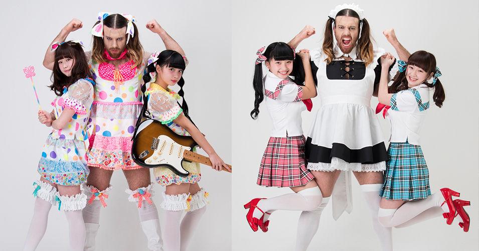 YouTubeで1500万回再生 LADYBABYニッポン饅頭 [黒宮れい] (2)