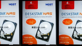 HGST 4TB 7200rpmのHDDを買った感想 [Deskstar NAS]  (2)
