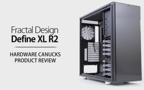 PCケース Define XL R2 Black