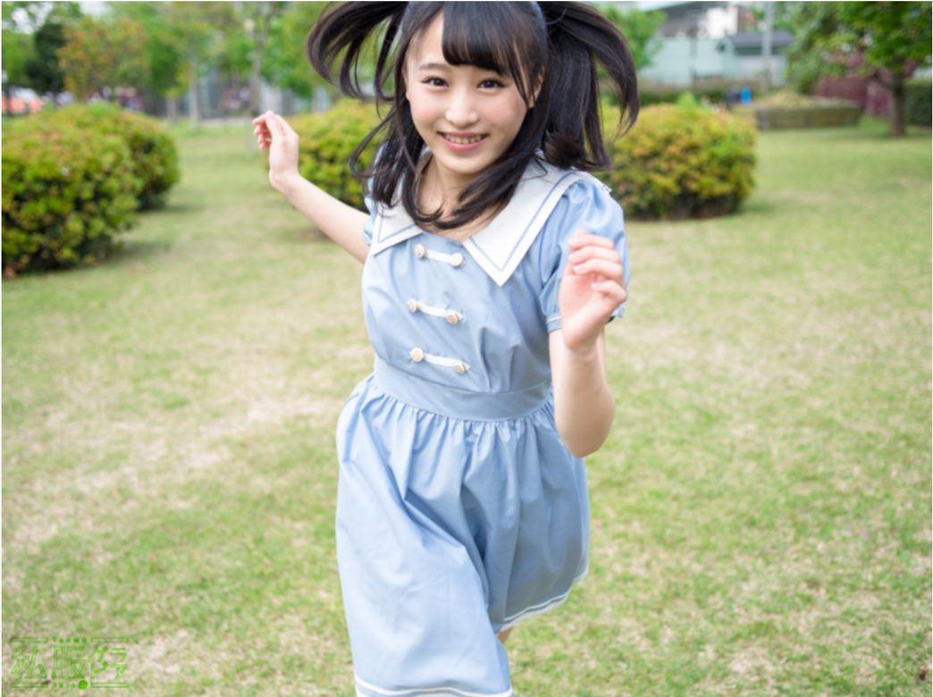 坂口渚沙 私服グラビア2016年 春 (6)