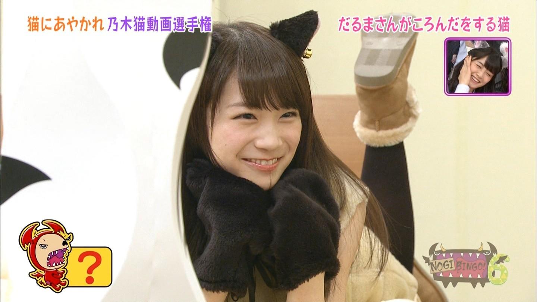 秋元真夏 乃木猫 (12)