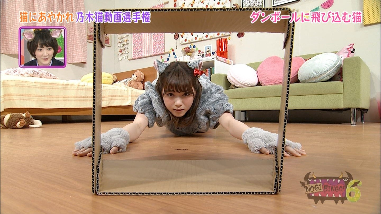 乃木猫 画像 西野七瀬 (8)