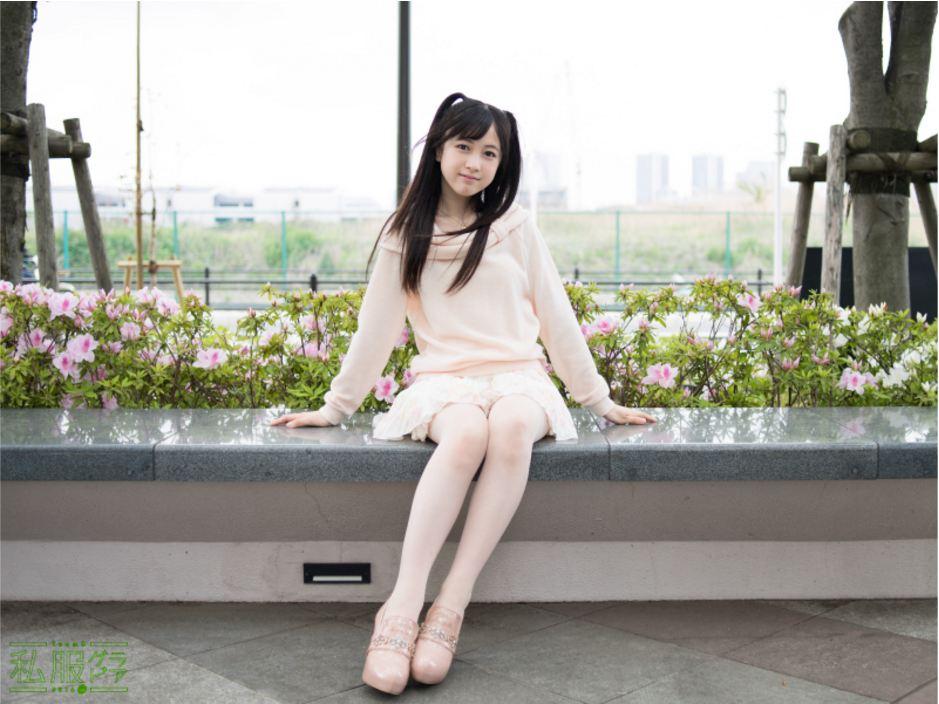 永野芹佳 AKB48チーム8私服グラビア2016年 春 (4)