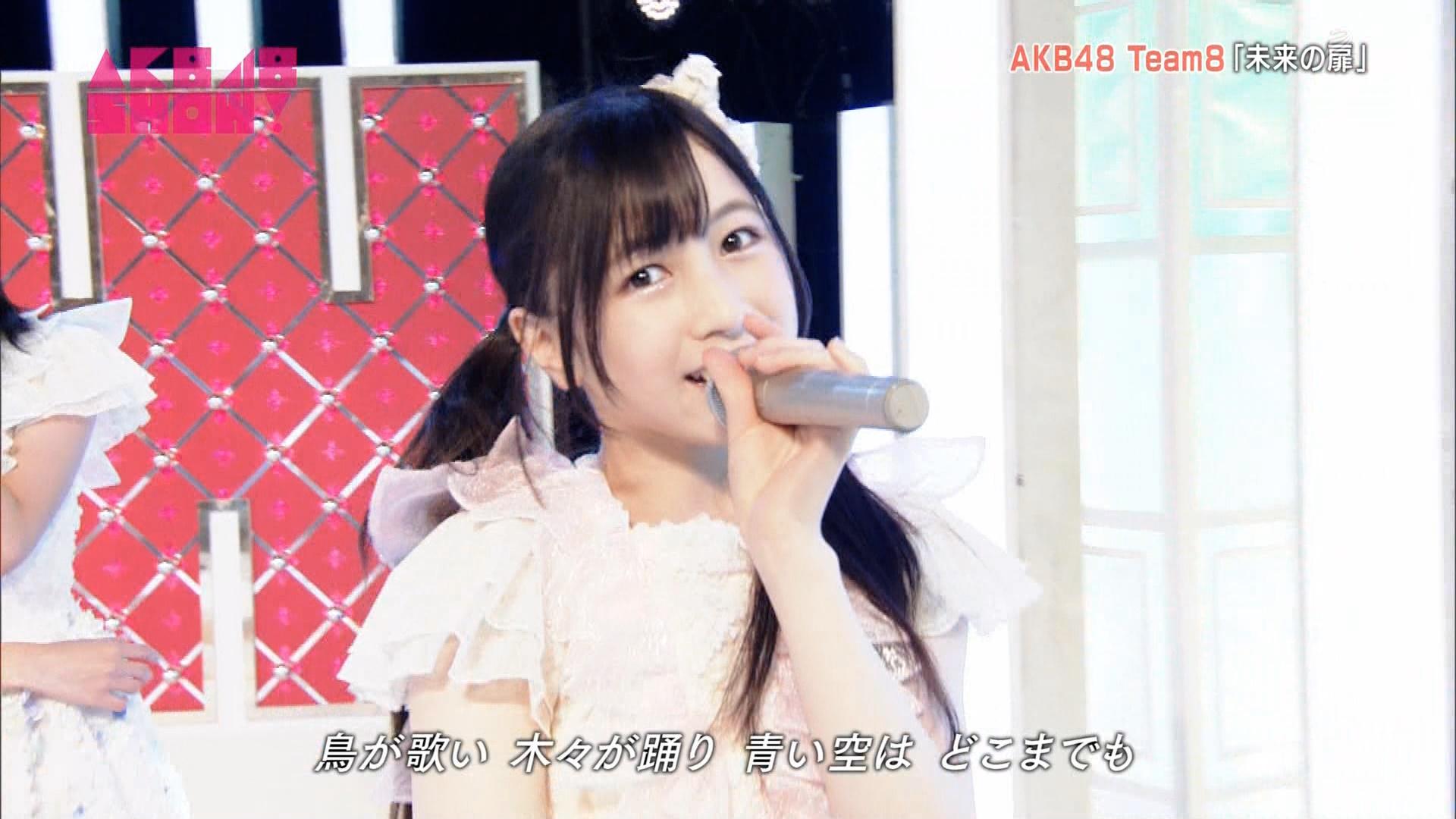 チーム8「未来の扉」が最高だった AKB48SHOW[坂口渚沙・永野芹佳・佐藤七海・小栗有以] (2)