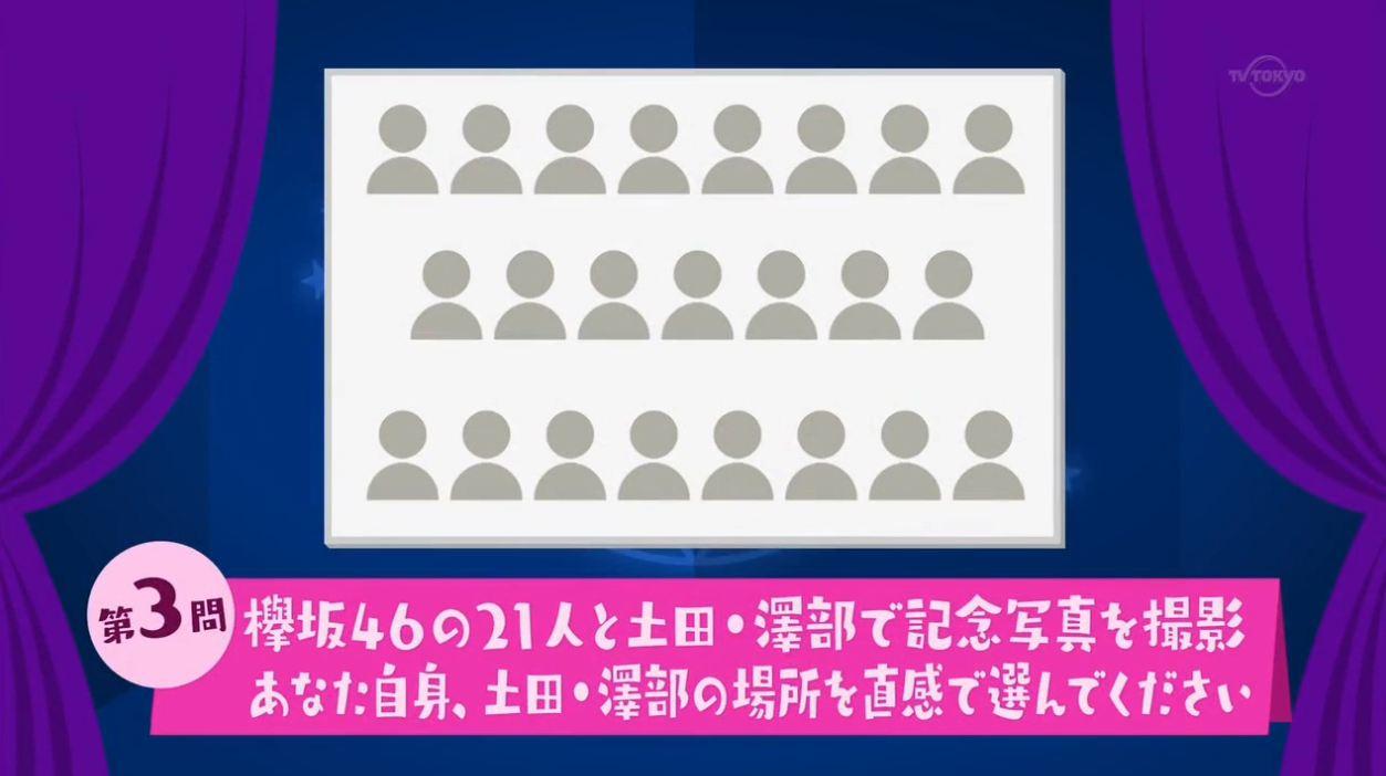 けやかけ#10~11 小林由依シーンまとめ 初めての心理テスト [欅って、書けない?] (11)