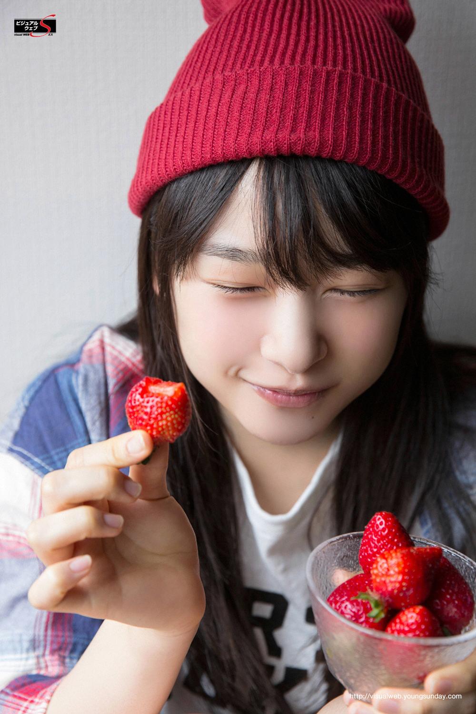 桜井日奈子 ビジュアルウェブS グラビア (2)