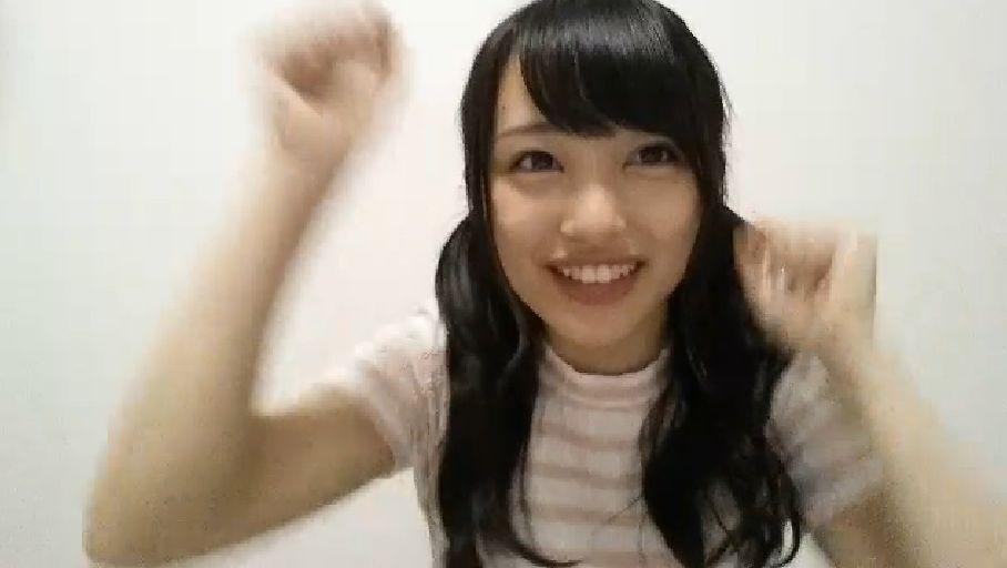 向井地美音に総選挙投票した、SHOW ROOMの影響で [みーおんAKB48選抜総選挙2016]  (2)S2