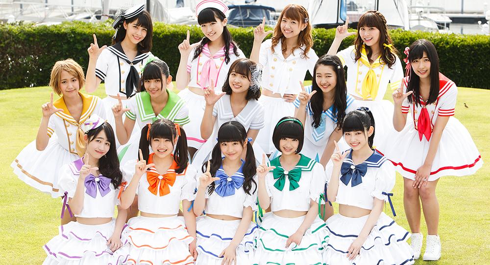 スパガ3期生カワイイまとめ 14人体制の新曲「ラブサマ!!!」MV公開 SUPER☆GiRLS第3章 [阿部夢梨など] (2)